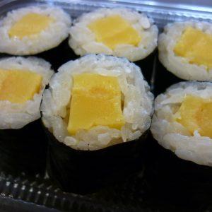 hosomaki omelet