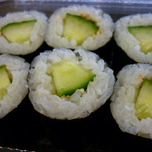 hosomaki komkommer