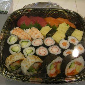 2 personen sushi plate